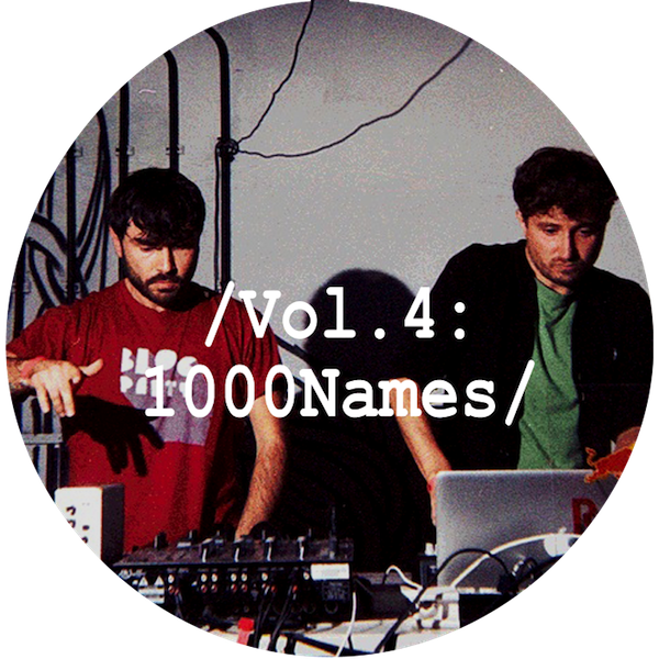 Liminal Sounds Vol.04 - 1000Names