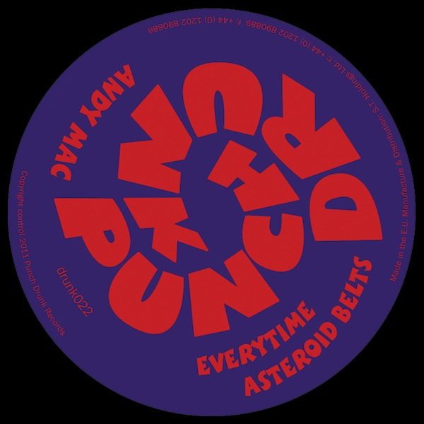 Andy Mac - Everytime (Punch Drunk)