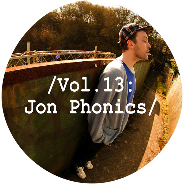 Liminal Sounds Vol.13 - Jon Phonics