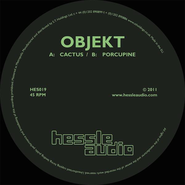 Object - Cactus : Porcupine (Hessle Audio)