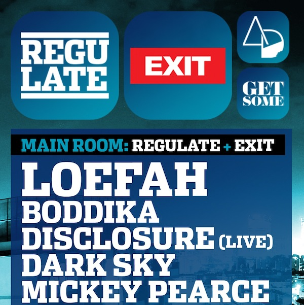 Regulate at Fire, Sat 26th May