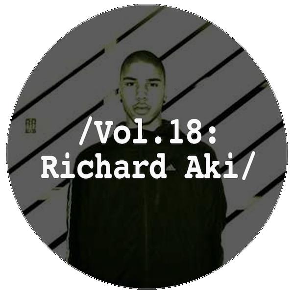 Liminal Sounds Vol.18 - Richard Aki