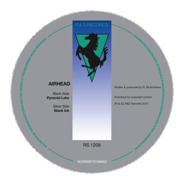 Airhead - Pyramid Lake (R&S Records)