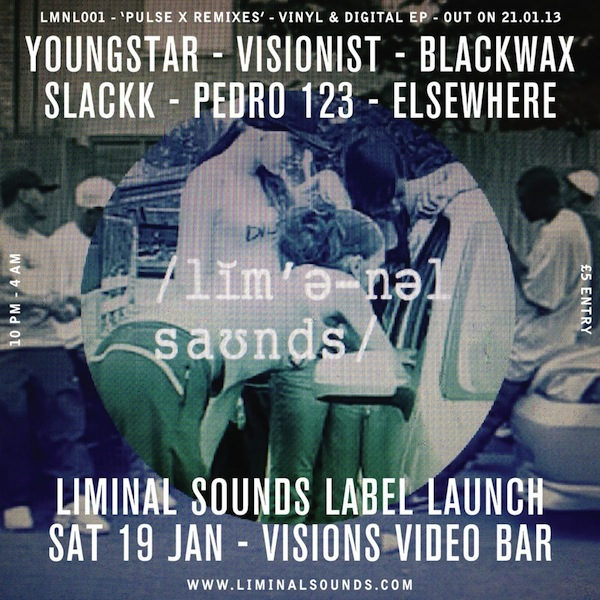 Liminal Sounds label launch