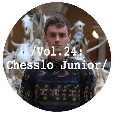 Liminal Sounds Vol.24 - Chesslo Junior