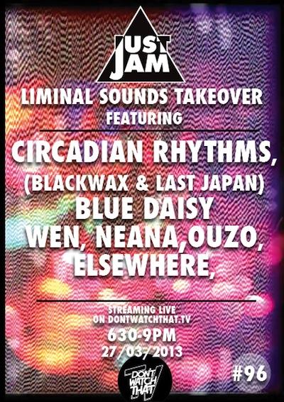 Just Jam 96 - Liminal Sounds