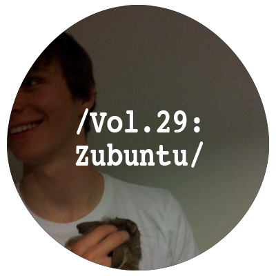 Liminal Sounds Vol.29 - Zubuntu