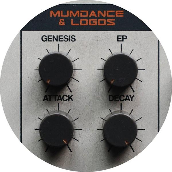 Mumdance and Logos - Genesis (Keysound Recordings)