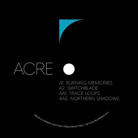 Acre - Burning Memories (Cold Recordings)