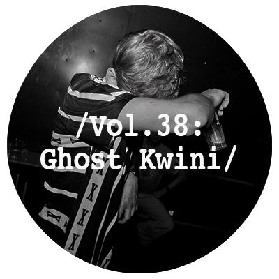 Liminal Sounds Vol.38 - Ghost Kwini