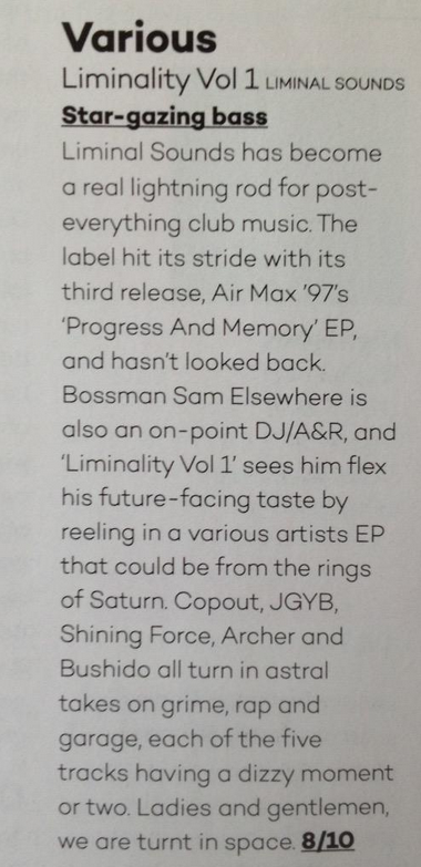Mixmag - EP review