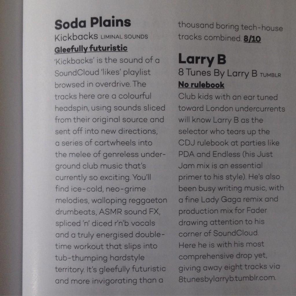 Mixmag - LMNL008 review