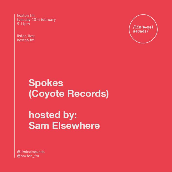Liminal Sounds x Hoxton FM 10.02.15
