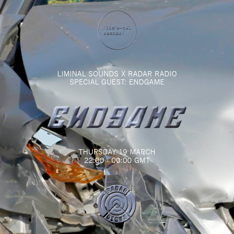 Liminal Sounds x Radar Radio 19.03.15