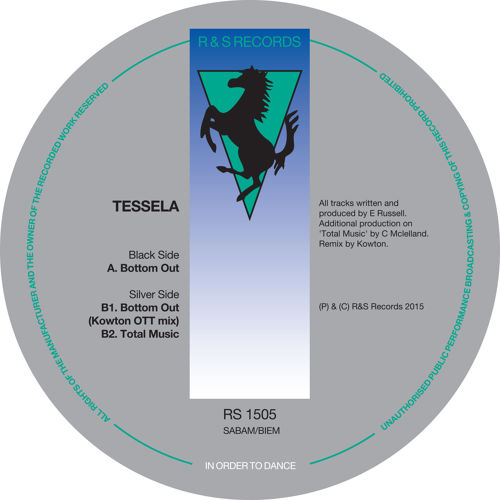 Tessela - Bottom Out (R&S Records)