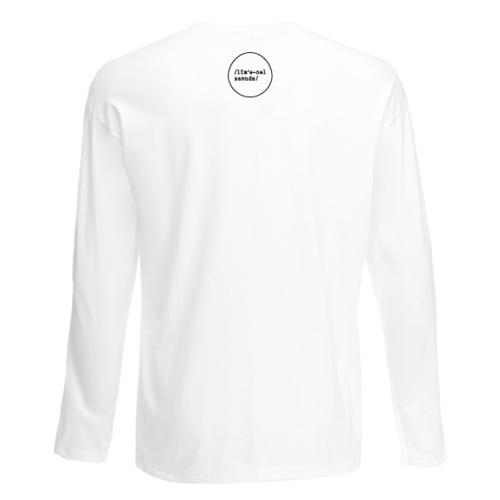 LS TEE_WHITE_BACK